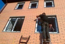 Монтаж решеток в Владикавказе